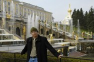 พระราชวังแคเธอรีน เซนปีเตอร์สเบอร์ก รัสเซีย