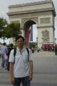 ประตูชัย กรุงปารีส