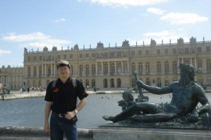 พระราชวังแวร์ซาย ปารีส